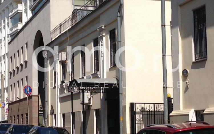 Аренда офиса 20 кв Еропкинский переулок аренда офиса первый этаж жилого дома